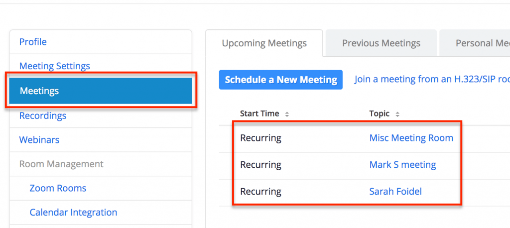 meetings find